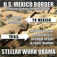 Usa Memes - how mexico vs the usa deals with illegal immigration meme