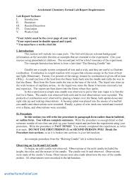 section 7 report template section 7 report template cool charming chem 7 template s resume