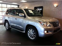 lexus metallic 2008 lexus lx 570 in mercury silver metallic 017870