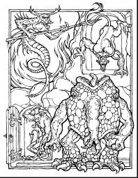 extraordinary printable cool coloring pages for adults with