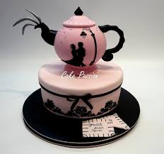 kitchen tea cake ideas engagement