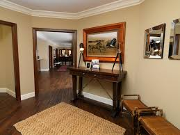 Hall Credenza Baseboard Trim Trend Salt Lake City Traditional Hall Image Ideas