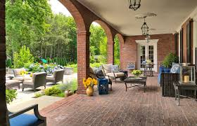 boston back porch patio traditional with loggia outdoor dining