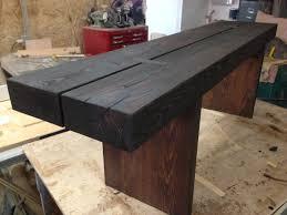 banc de cuisine en bois cuisine table de cuisine rustique â atelier a banc bois cuisine