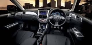2012 Subaru Forester Interior 2009 Subaru Forester Specifications