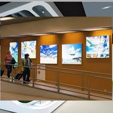 light boxes for photography display lightbox led sign poster display board panel signage ls