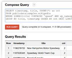 Spreadsheet Integration Big Query And Spreadsheet Integration Ido Green