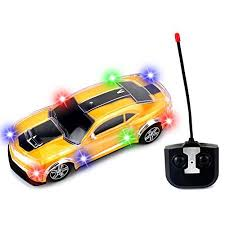 light up remote control car light up dazzling racecar remote control rc car 1 20 ready to run w