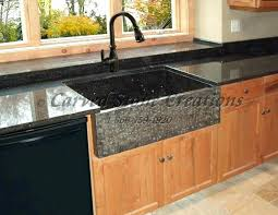 granite composite farmhouse sink farmhouse sink lowes kitchen interesting design with cool top mount