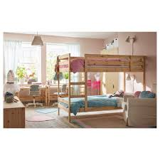 MYDAL Bunk Bed Frame Pine X Cm IKEA - Solid pine bunk bed