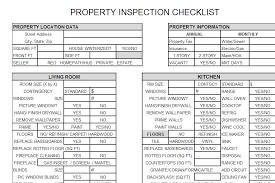Home Inspection Template Excel How It Works The Rehab Offer Calculator