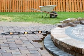 build a pea gravel patio with this 5 step guide hanson dry fork