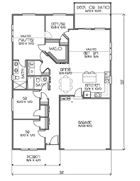 floor plans without garage house plan for feet by50 plot size square yards nobby design plans