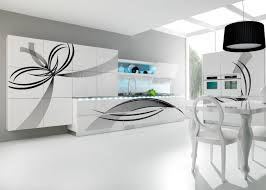contemporary kitchen laminate lacquered seven torchetti cucine