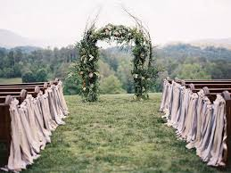 Wedding Ceremony Decoration Ideas Aisle Decor Ideas That Will Totally Transform Your Ceremony Space