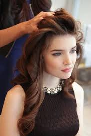 rolling hair styles ideas about hot rollers for short hair cute hairstyles for girls