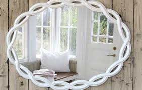mirror stunning oval shabby chic mirror french country mirrors