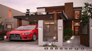 Modern Two Story House Designs Philippines  YouTube