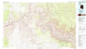 Topographic Map Of Colorado by Grand Canyon Maps Npmaps Com Just Free Maps Period