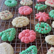 butter spritz cookies if you give a blonde a kitchen