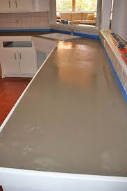 Diy Kitchen Countertops One Day Kitchen Updates Kitchen Updates Diy Concrete And Countertop