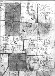 Map Of Ms Civil War Era Map Of Mississippi