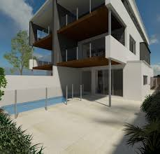 Duplex Home Designs Gold Coast Bilinga Residence Smek Design Gold Coast Architectual Building