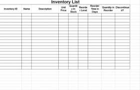 inventory usage template free inventory management software in