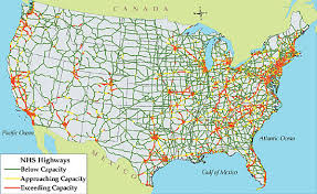 map us states highways map us highways system major tourist attractions maps