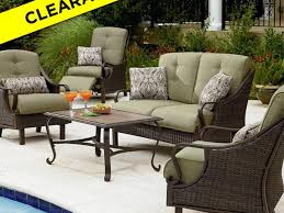Outdoor Furniture Closeout by Patio 35 Rattan Furniture Resin Wicker Patio Furniture Kroger
