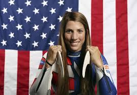 Flying The Us Flag Upside Down Luger Erin Hamlin Chosen As U S Flag Bearer For Opening Ceremony