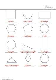 shapes worksheets for first grade free worksheets library