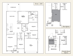 Floor Plans In Spanish by Spanish Style Torino In Sundance Lot 16 John Balfanz Homes