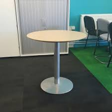 Circular Meeting Table Second Hand Used Conference Tables Available To Hire
