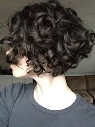 best 25 short perm ideas on pinterest bobs for curly hair