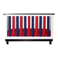buy red crib bumper from bed bath u0026 beyond