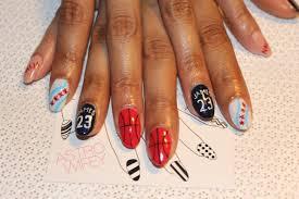 boyfriend tribute nails astrowifey