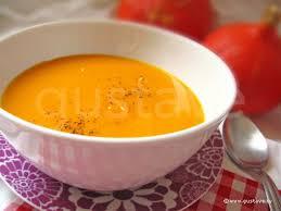 comment cuisiner le potiron soupe de potimarron un potage velouté très simple et raffiné pour