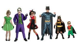 Joker Halloween Costume Kids Creative Group Halloween Costumes Kids Halloween Costumes Blog