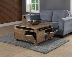 Oak Side Table Jual Industrial Coffee Table In Rustic Oak Coffee Tables