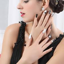 aliexpress com buy 1 sheet airbrush nail art paint tips