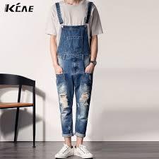 Ripped Denim Jeans For Men Popular Bibs For Men Buy Cheap Bibs For Men Lots From China Bibs