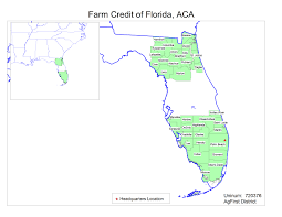 Alachua Florida Map by View Fcs Institution Directory