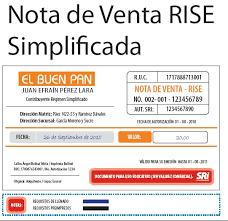 lista blanca sri ecuador asesores tributarios sri régimen impositivo simplificado rise