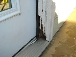 How To Install An Exterior Door Frame Replacing Exterior Door Jamb And Threshold How To Repair A Rotted
