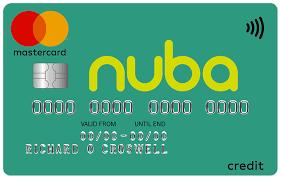 money cards compare nuba credit cards nuba
