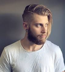 center part mens hairstly 80 cool enough side swept hairstyle for men