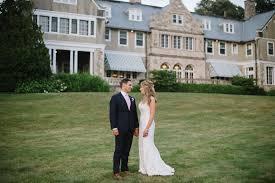 wedding photographers in ri blithewold mansion ri wedding emily mike boston wedding