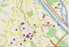 Map Of Vienna Espen The European Society For Clinical Nutrition And Metabolism