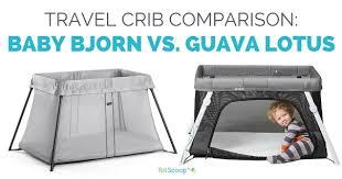 review baby bjorn travel crib light vs guava family lotus travel